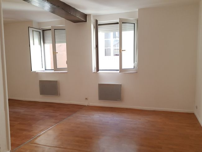 APPARTEMENT SEDAN T2/3 - 53 m²