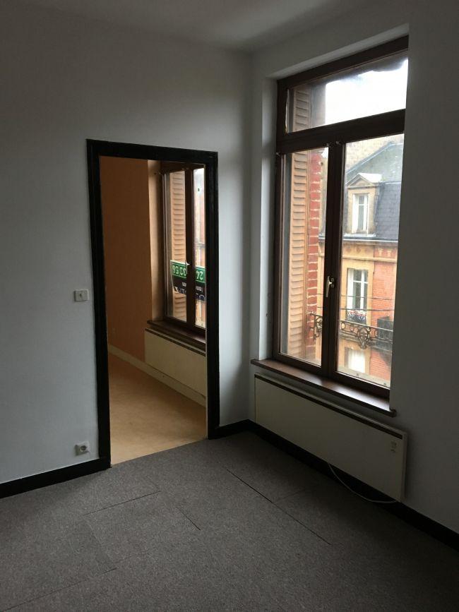 Appartement de 41 m², au 3ème étage (sans ascenseur)