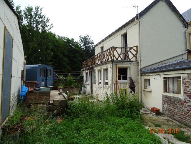Charmante maison avec jardin et garage à Charleville