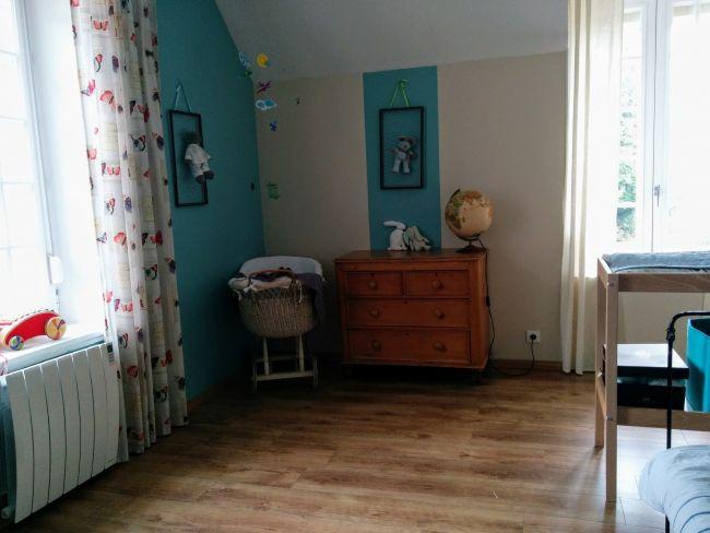Maison bourgeoise restaurée T5 de 155 m² SH avec terrain à Charleville-Mézières.