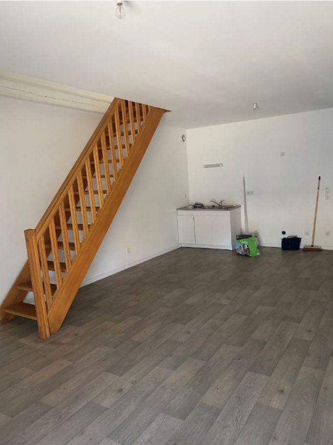 Appartement T2 en duplex de 48m² à RENWEZ
