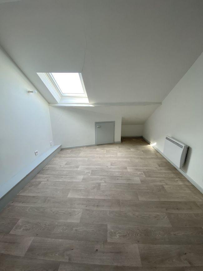 Appartement de 70 m² en RDC avec cave quartier de la Préfecture