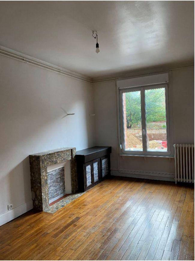 Appartement de 72 m2 SH en RDC dans une résidence calme au Waridon