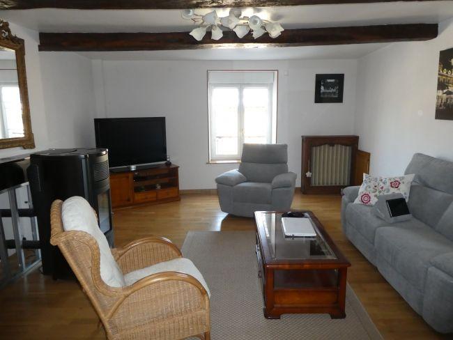 Appartement  de 81 m2 SH au 3 ème étage avec ASC  3 CH, 1 place de parking sécurisée et cave Résidence Vassal