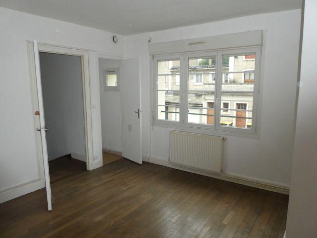 Appartement F2 de 52,52m2  au 1er étage secteur MOHON